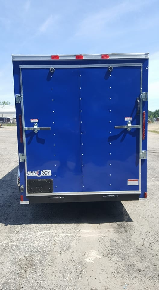 Custom Cargo Trailers