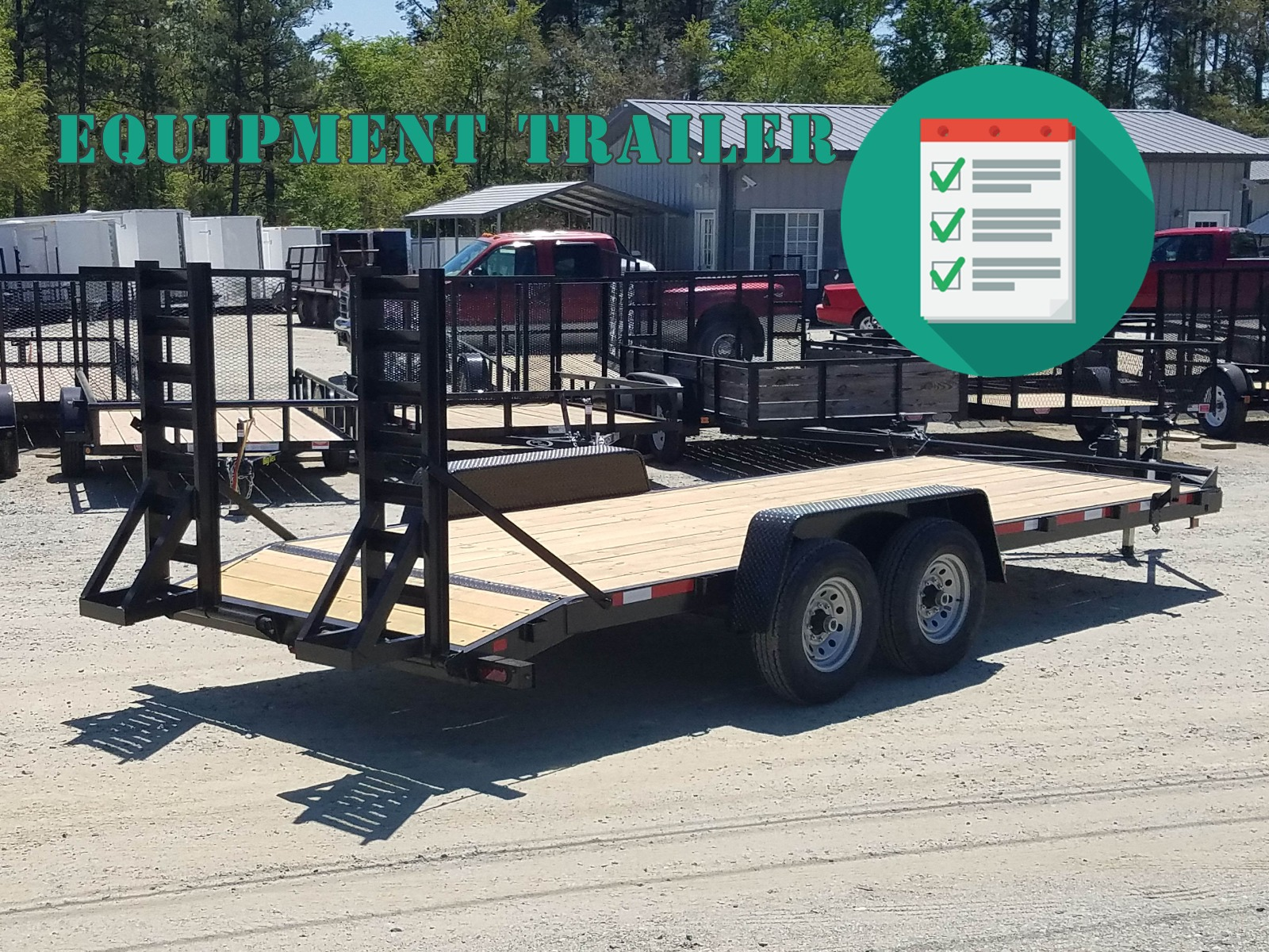 What To Consider When Buying An Equipment Trailer