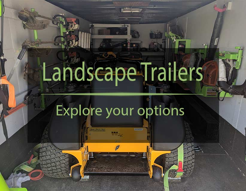 landscape trailers for sale blog at nc trailers