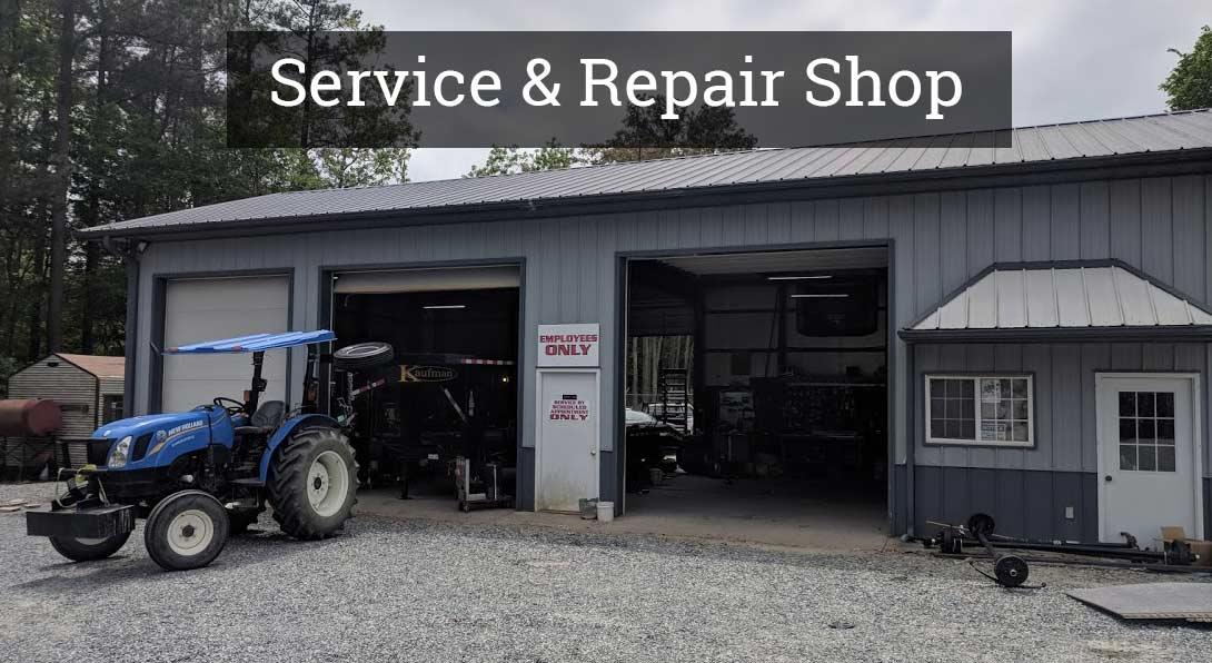 trailer service and repair