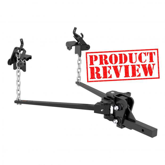 Weight Distribution Hitch Curt 17301 Product Review