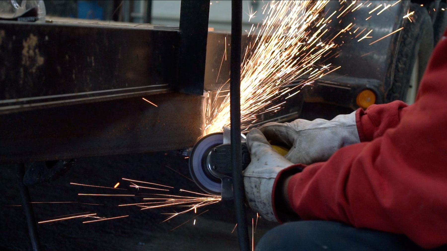 trailer repair axle service